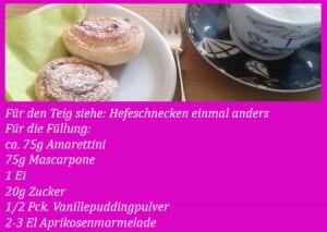 Amarettoschneckenj